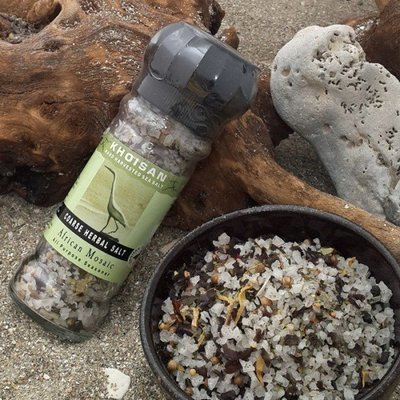Salt- Khoisan Seaweed Salt and Grinder