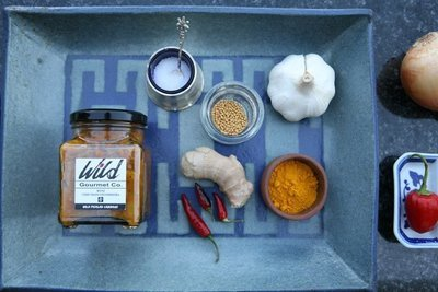 Wild Gourmet Co. - Wild Pickled Cabbage