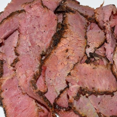 Pastrami 100g Sliced