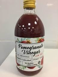 Pomegranate Vinegar 500ml
