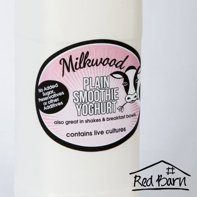 Smoothie Yoghurt, All Natural -1Liter