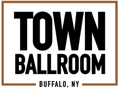 Wed June 10 - Buffalo, NY - Town Ballroom - (Will Call Tickets)