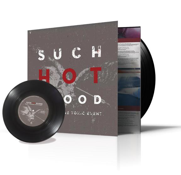 Such Hot Blood 180 Gram Vinyl (Limited European Edition) 105