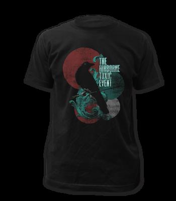 Crow Flourish 2014 Fall Tour Shirt