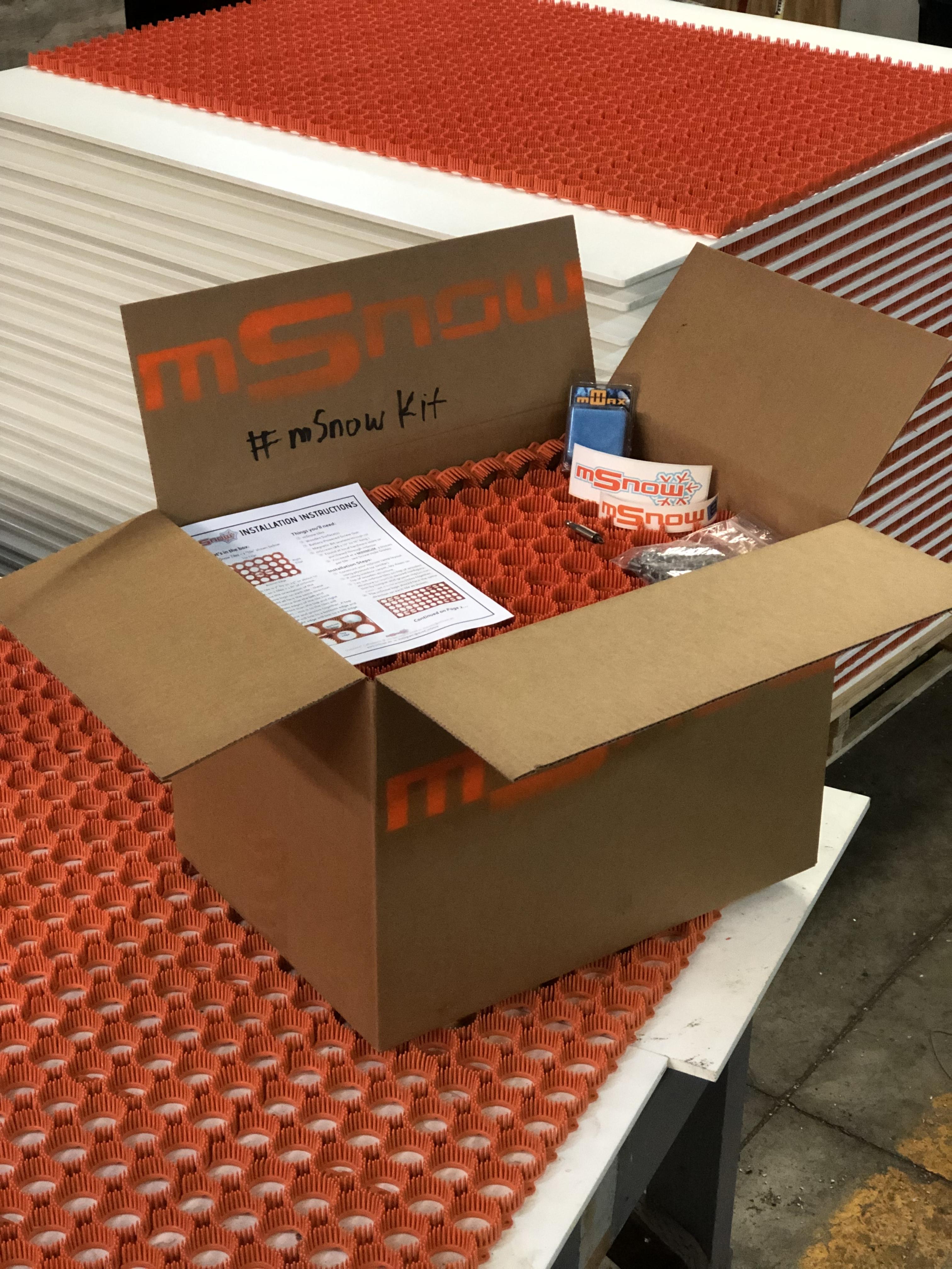 Backyard Orange - MEDIUM KIT 360