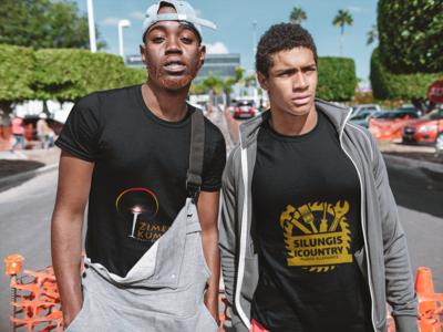 Zimele Kumkani themed T-shirts