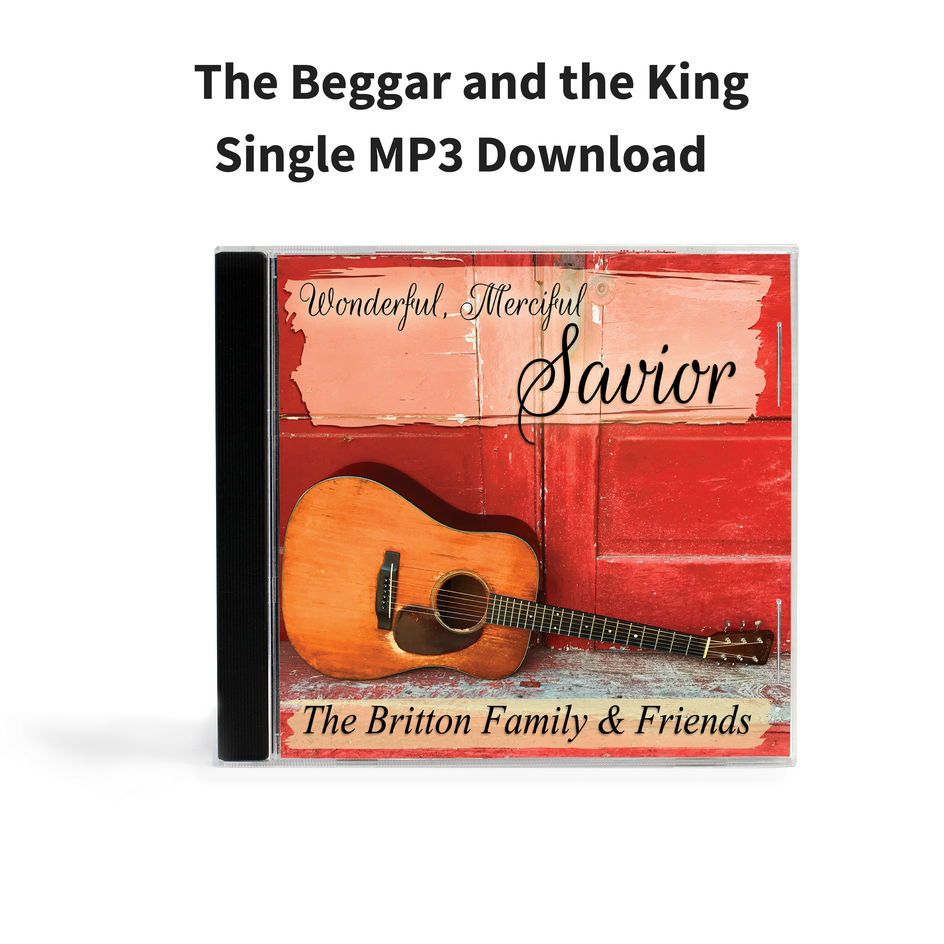 The Beggar and the King - Single MP3 Download 000003