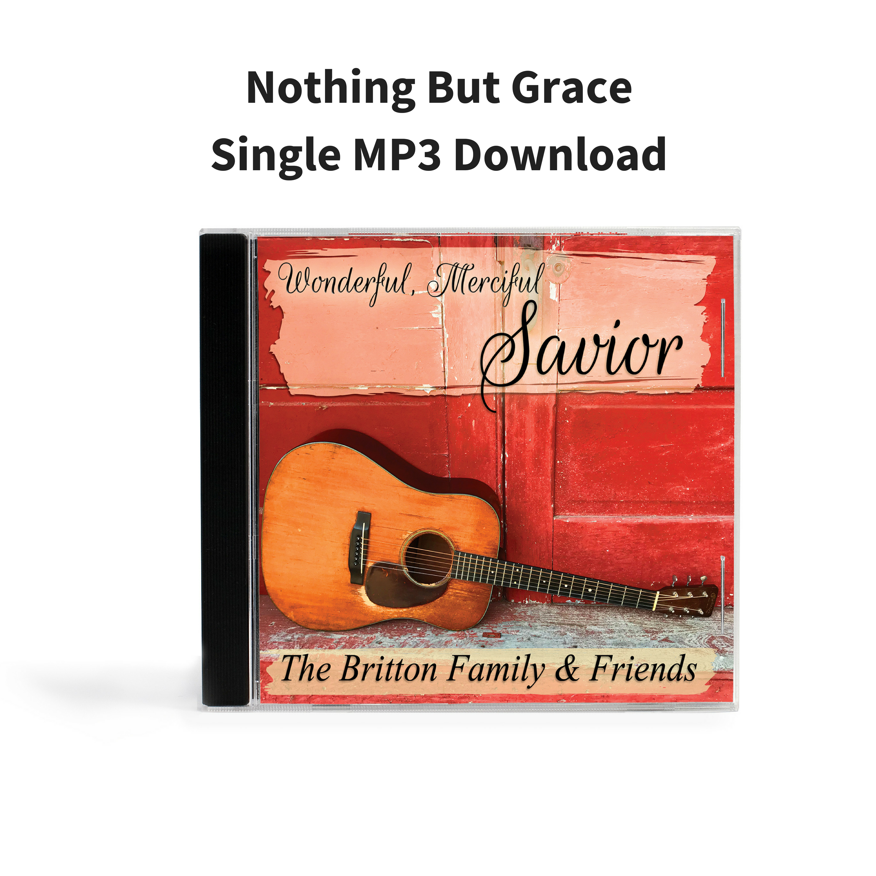 Nothing But Grace - Single MP3 Download 000010