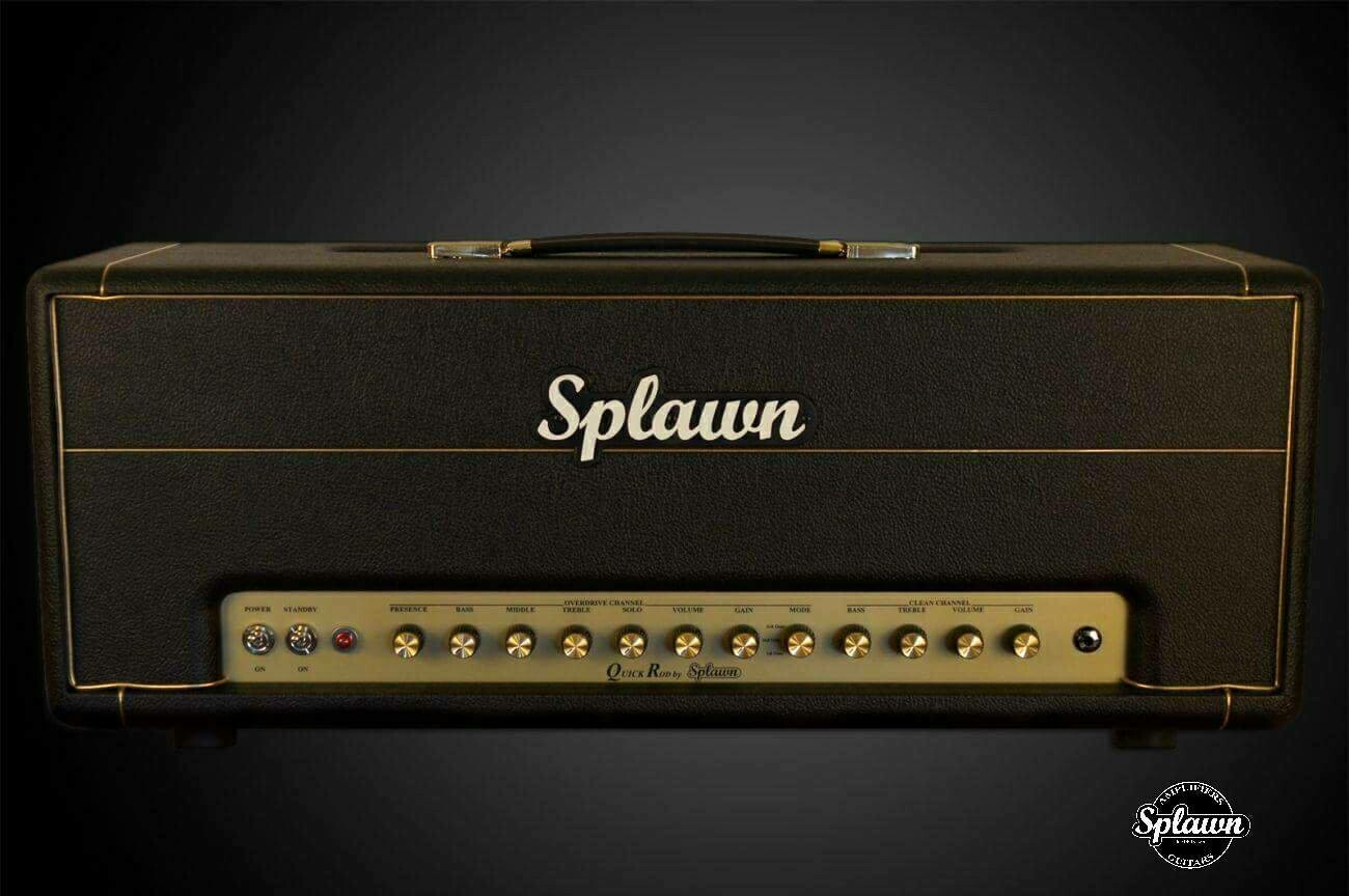 Splawn 2019 Quickrod 100 Watt EL34 Amplifier 50% Deposit