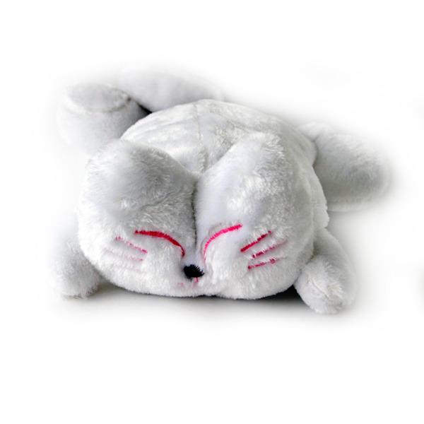 "Грелка ""Белый котик"""