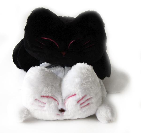 """Грелка """"Черный котик"""""""
