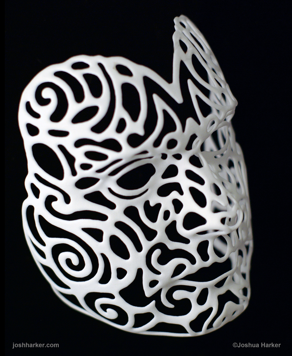 Custom 21st Century Portrait Mask