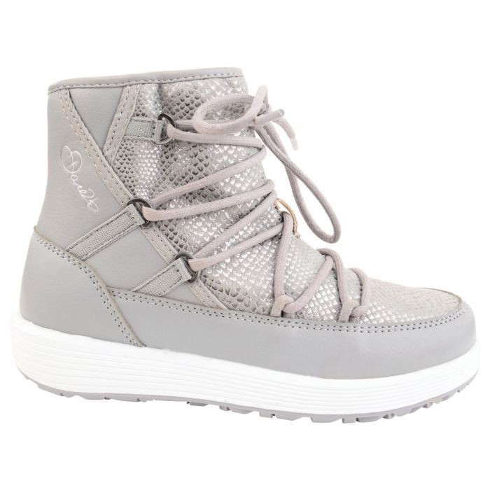 Avoriaz snow boot Silver