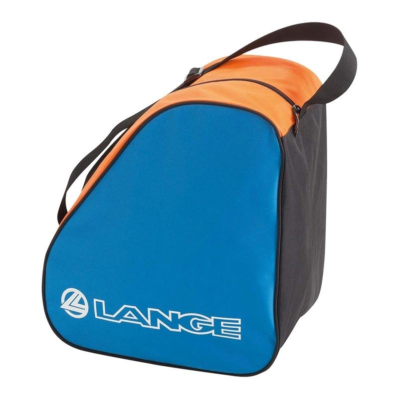 Lange Orange Boot Bag