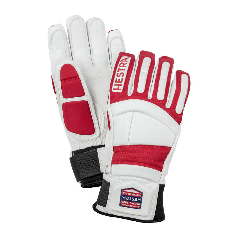 Hestra Impact Racing White/Red HES-1011