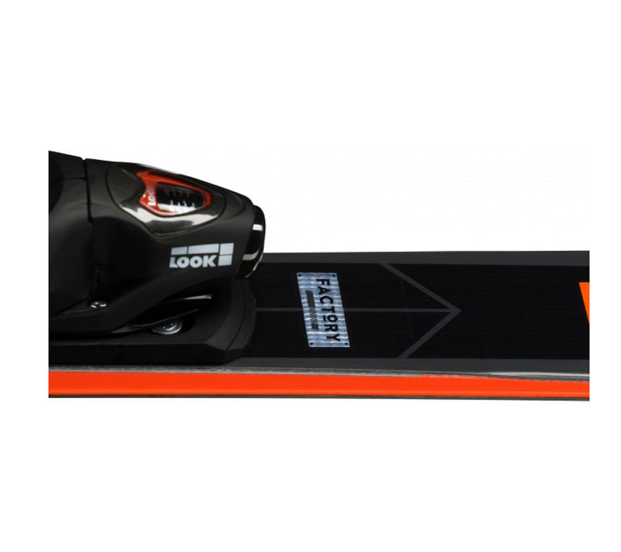 Dynastar Speed Team Pro with NX JR Bindings