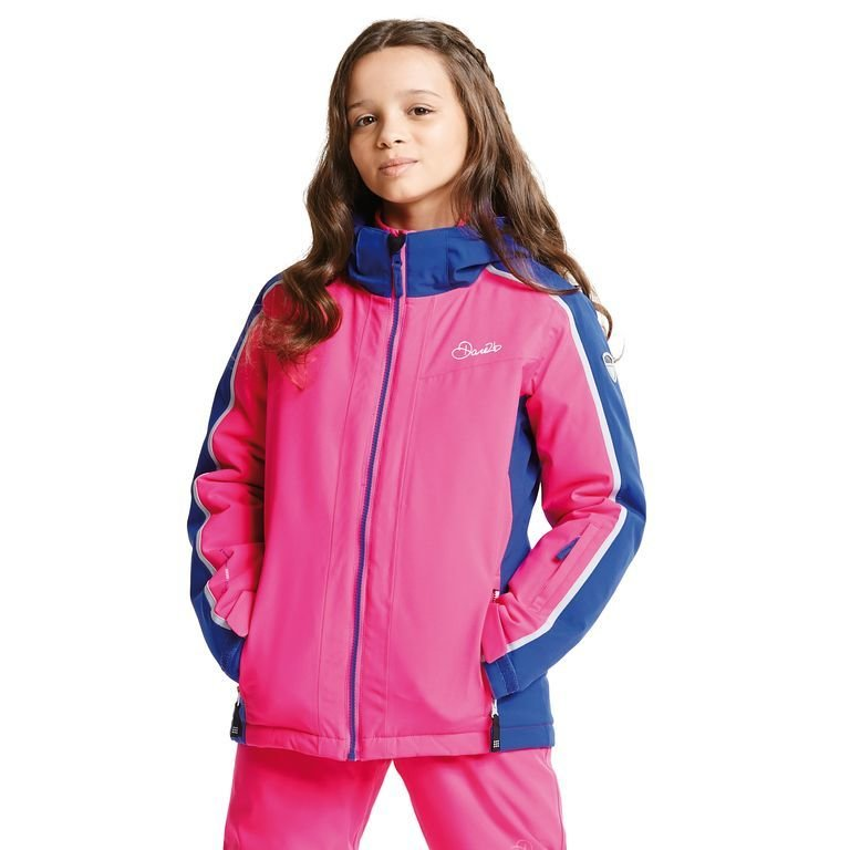 Dare 2b Beguile Jacket Cyber Pink/ Clematis Blue DAR-1005