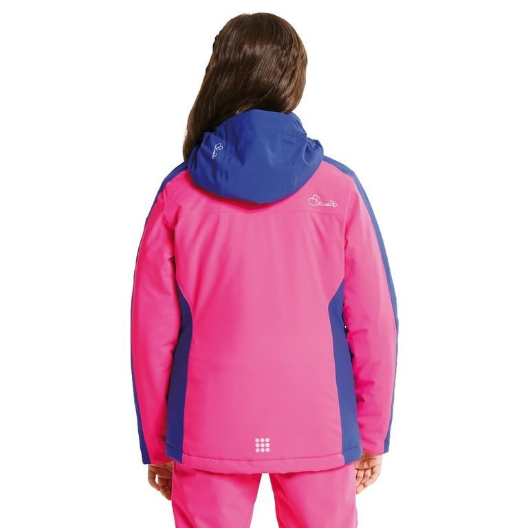 Dare 2b Beguile Jacket Cyber Pink/ Clematis Blue