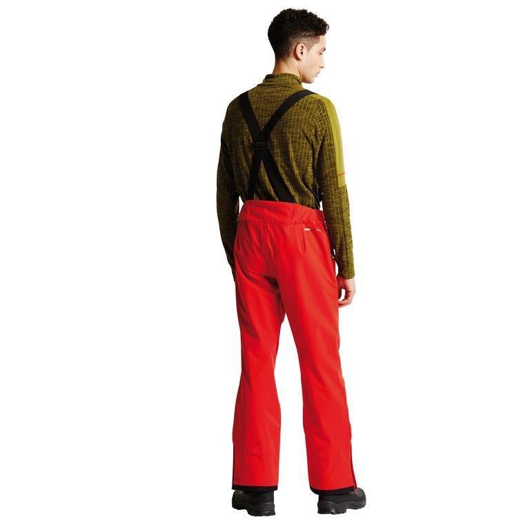 Dare 2b Men's Certify II Ski Pants Red
