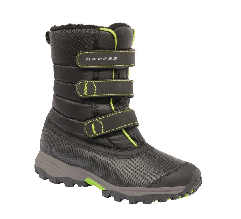 Skiway Boots Black DAR-1104