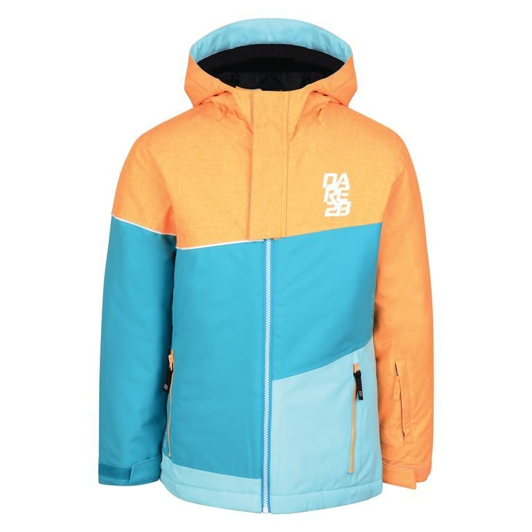 Debut Jacket Orngbst/seabr