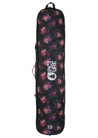Picture Snow Bag Flower Print