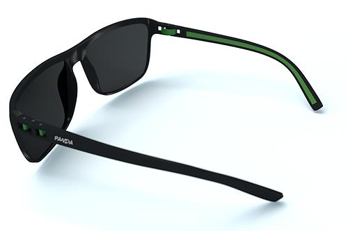 Panda Sunglasses Cove Black