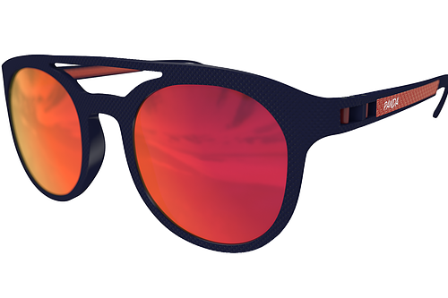 Panda Sunglasses Tide Blue