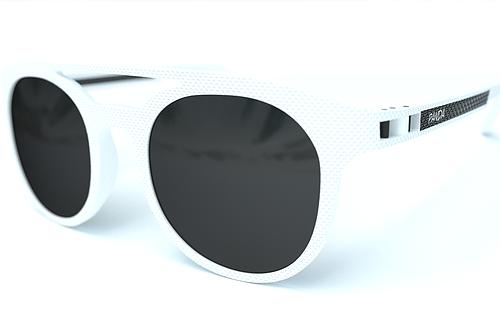 Panda Sunglasses Tide White PAN-1003