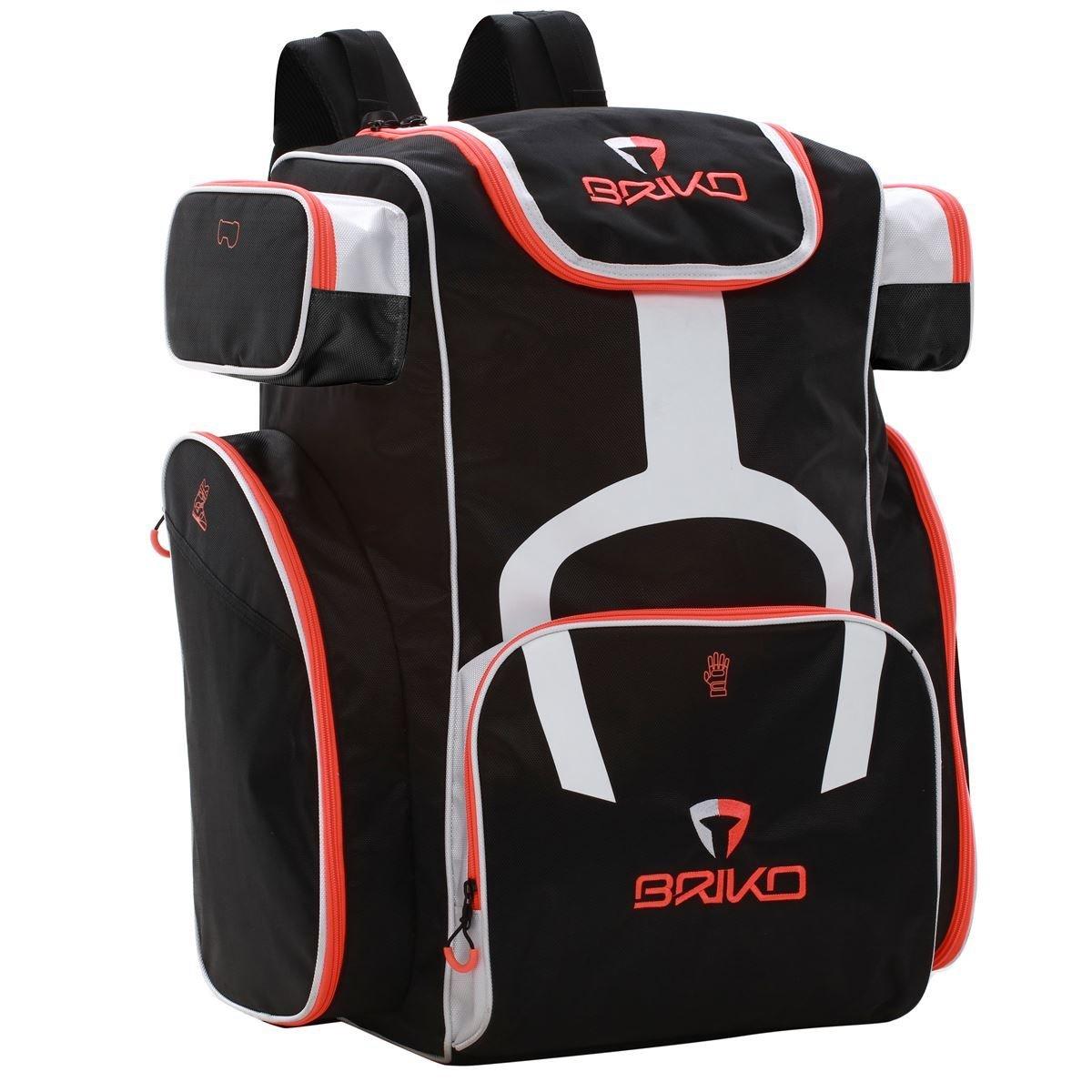 Briko Race Bag Black Orange
