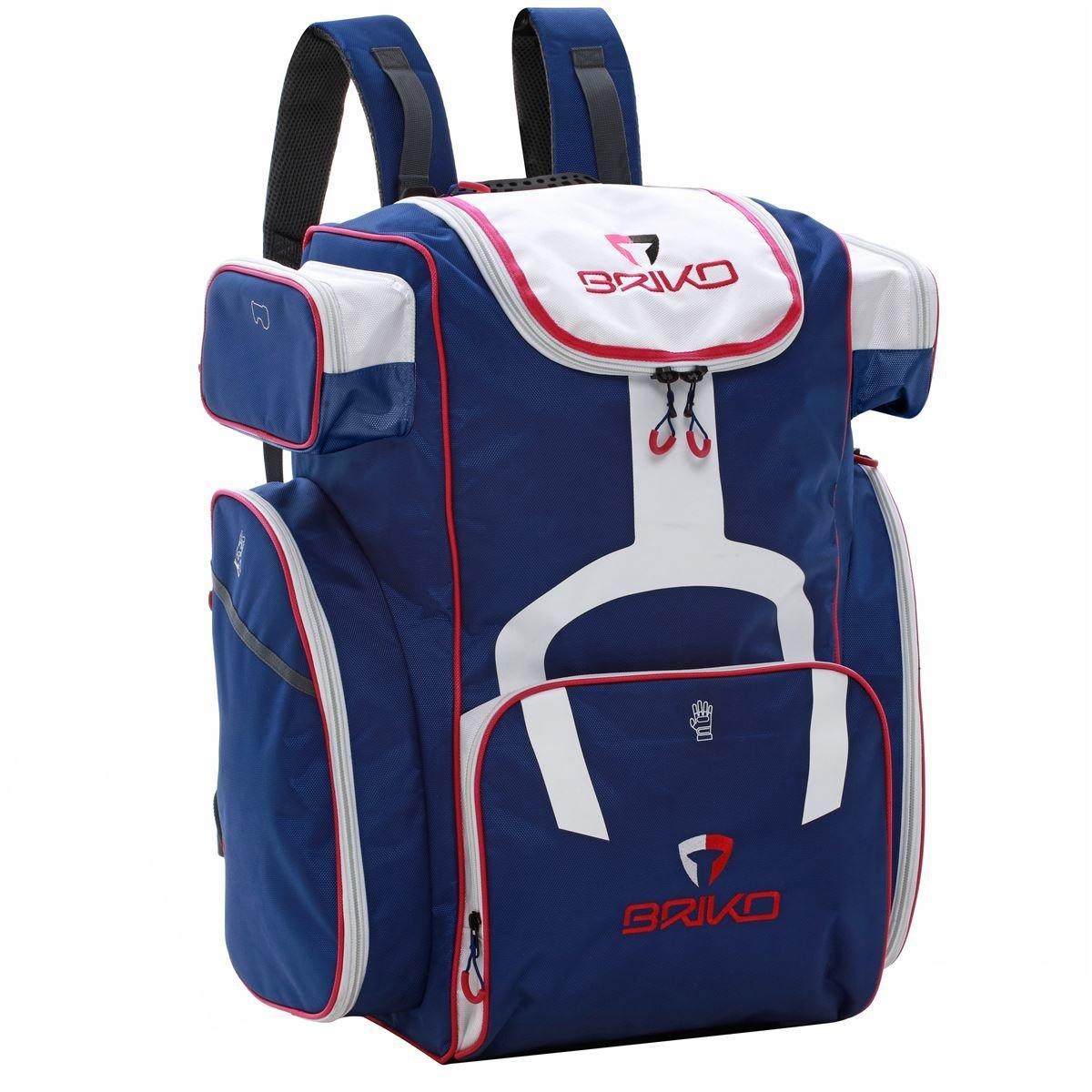 Briko Race Bag Blue Pink