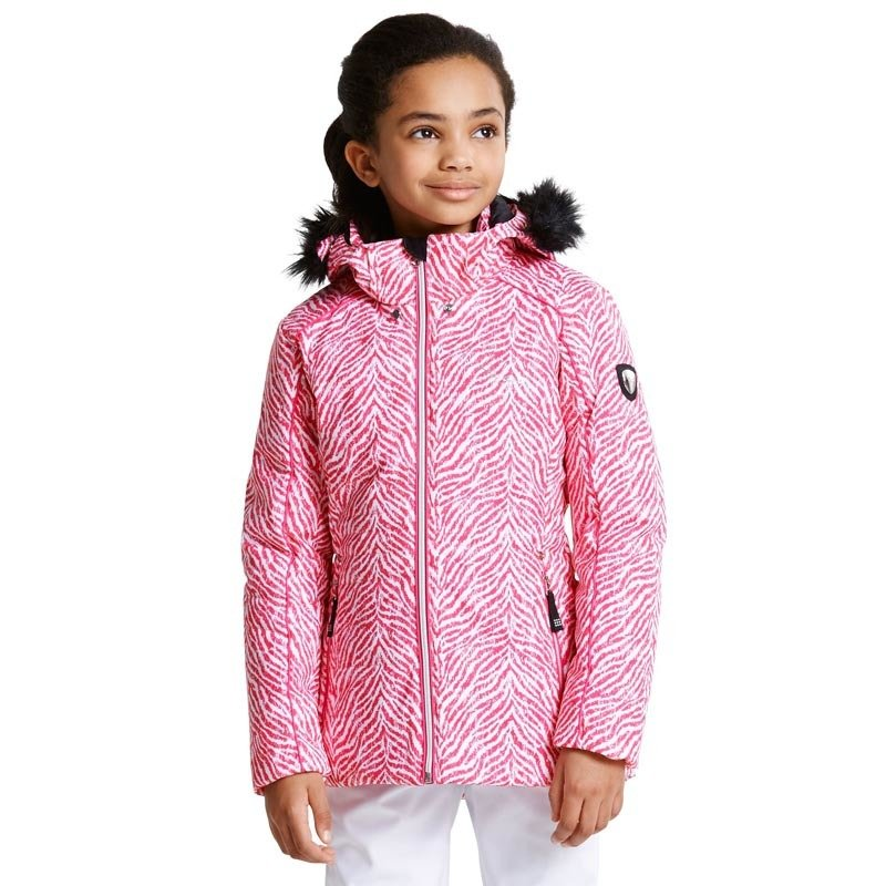 Dare 2b Girls Entrust II Jacket Pink