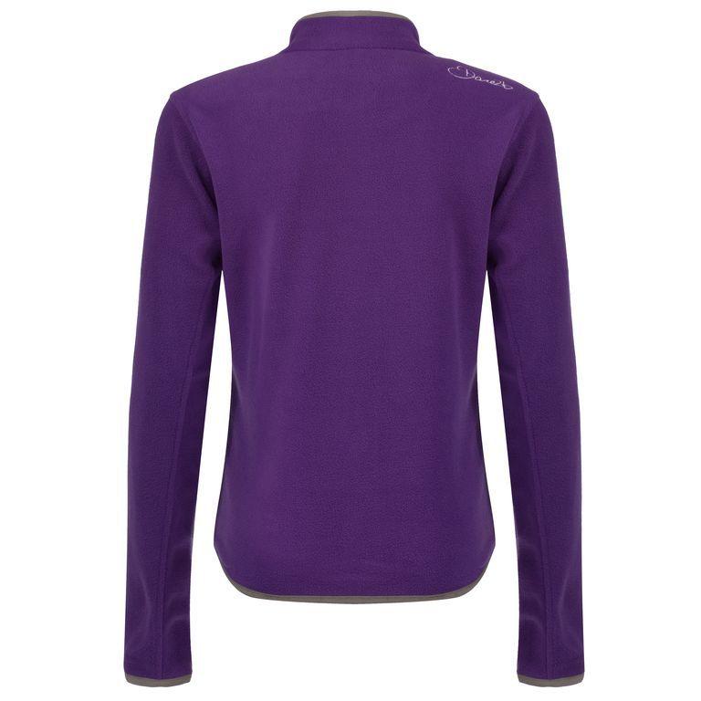Dare 2b Favour II Children's Full Zip Fleece Purple