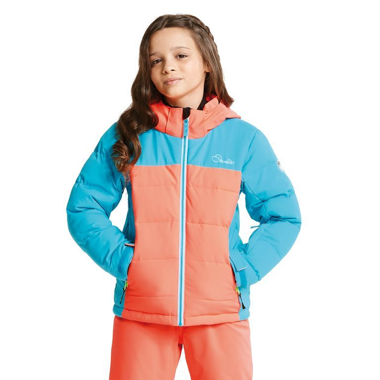 Dare 2b Kids' Improv Jacket Coral DAR-1036