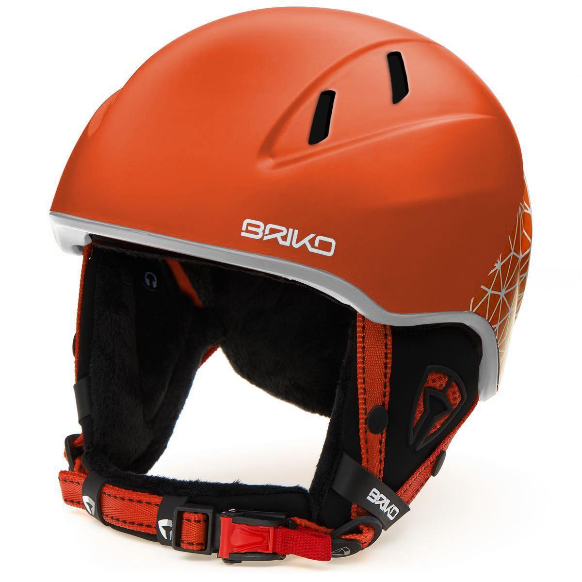 Briko Kodiakino matt Orange BRI-1042