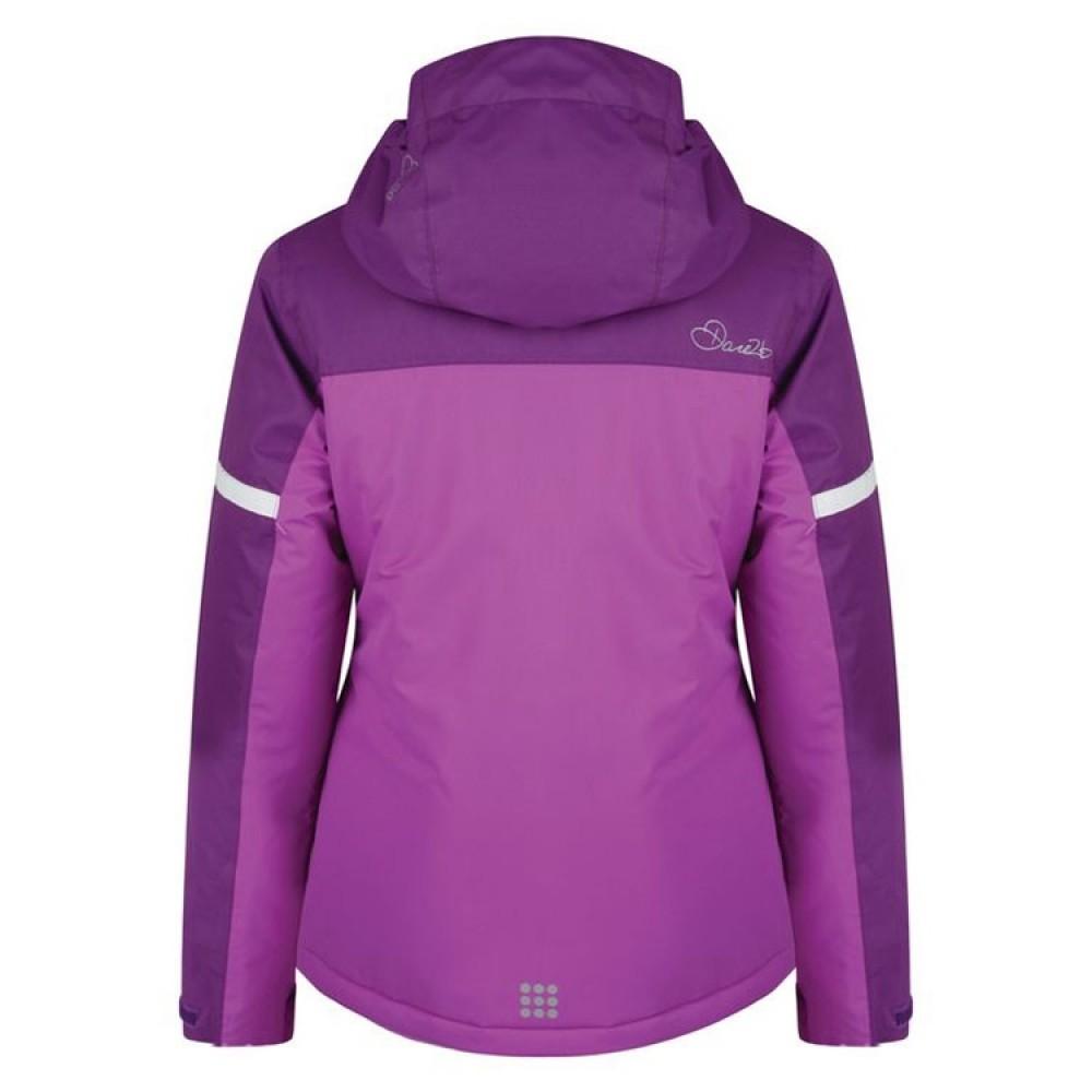 Dare 2b Kids Obscure Jacket Ultra Violet/Elec Purple