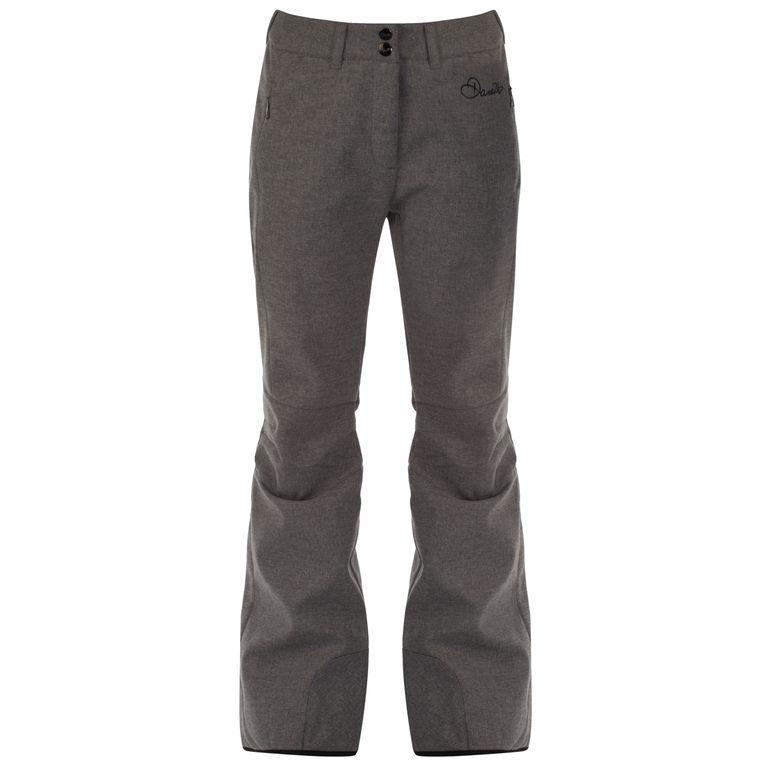 Dare 2b Women's Remark Ski Pants Gray DAR-1065