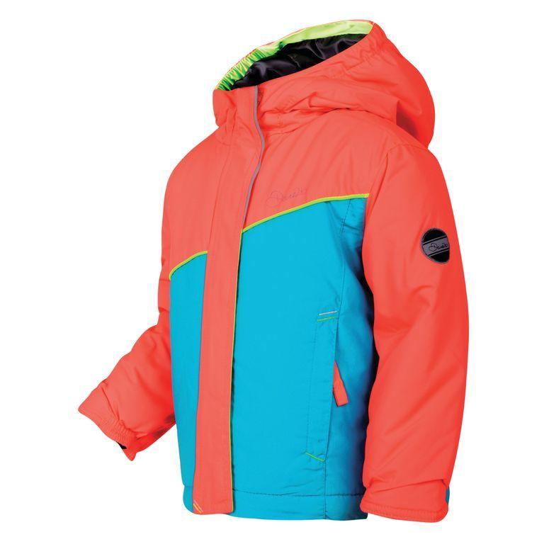 Dare 2b Set About Junior Ski Jacket Aqua/Coral