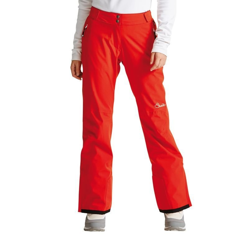 Dare 2b Women's Stand For Ski Pants Red