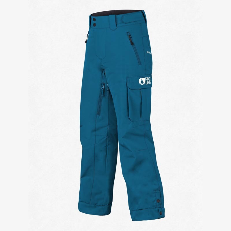 Picture August Pant Petrol Blue PIC-1016