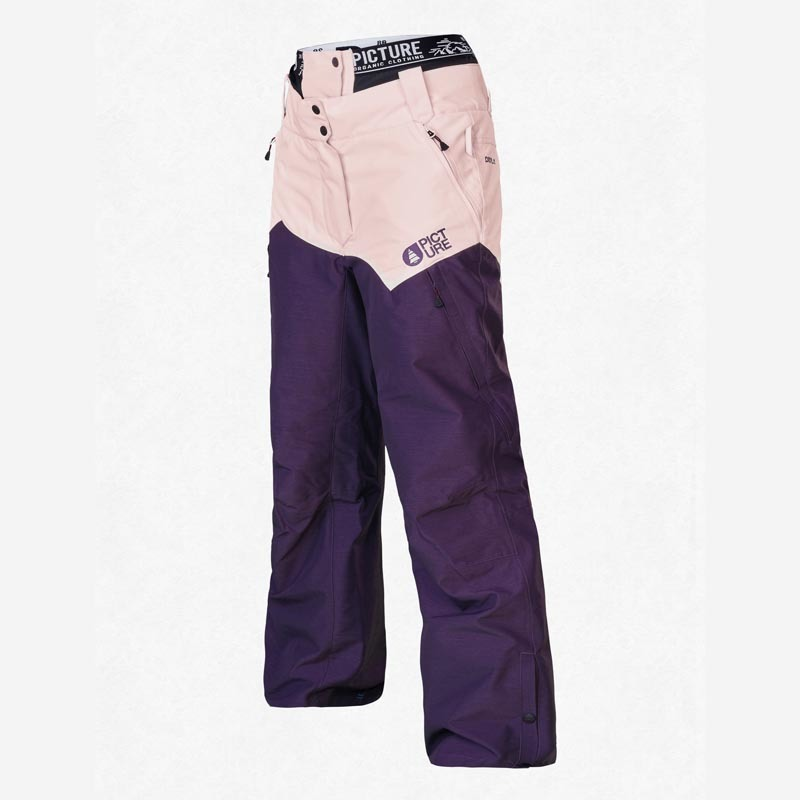 Picture Weekend Pant Purple PIC-1015