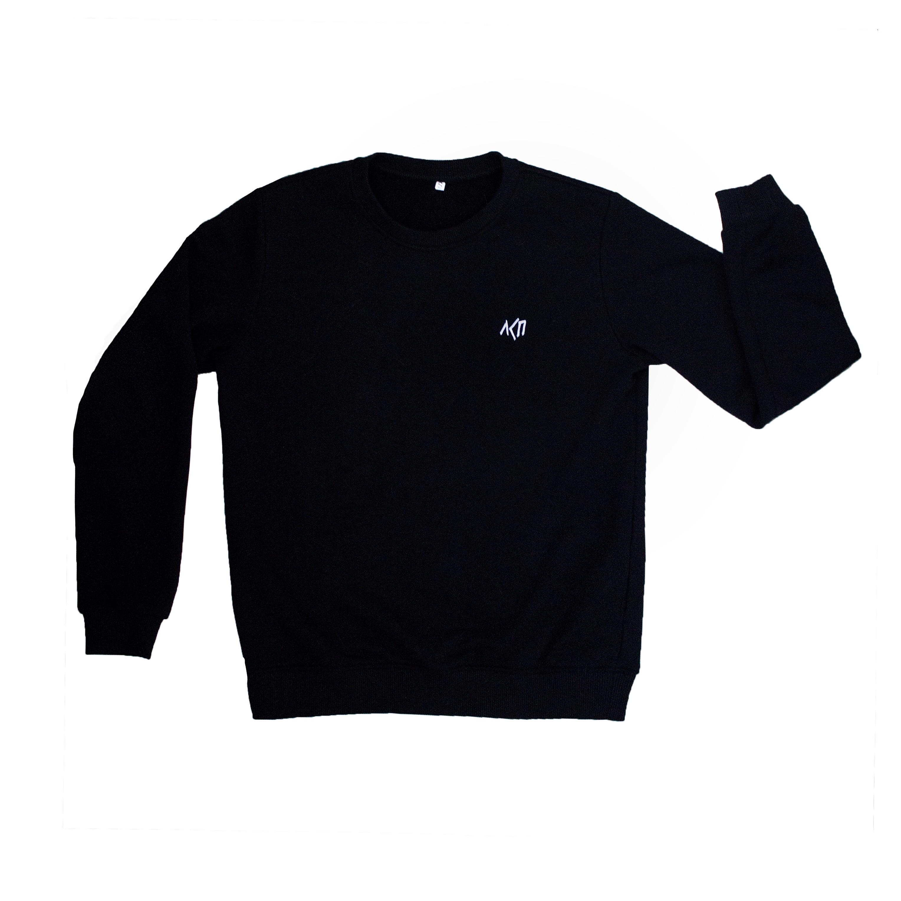 Свитшот лого вышивка классический Размер XXL 00083