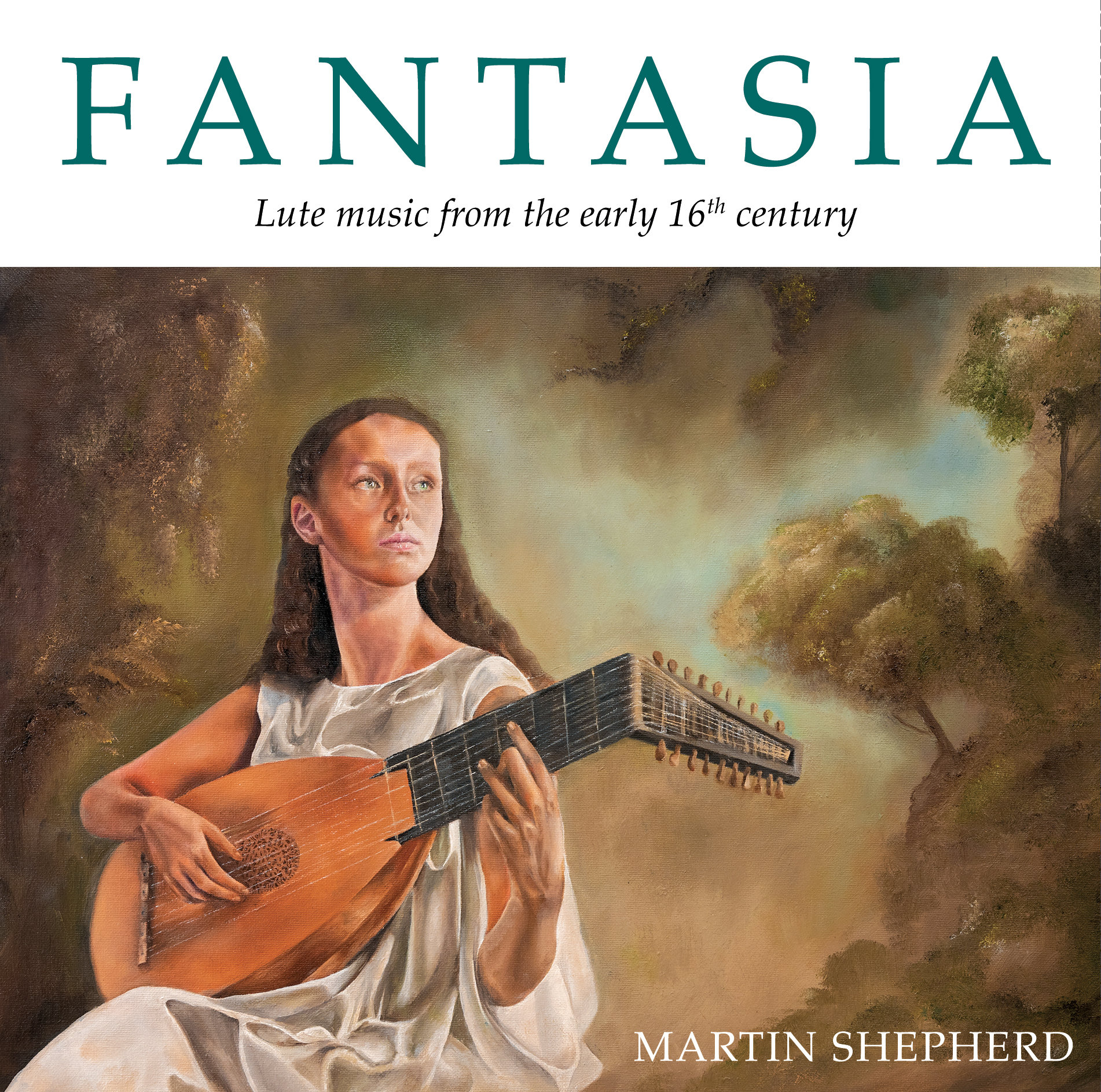 Fantasia: Lute music from the early 16th century FSR181