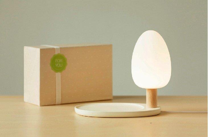 Многофункциональная LED-лампа-ночник 00049