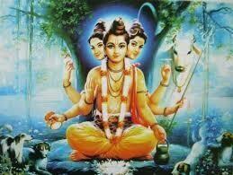 Archana for Lord Dattatreya