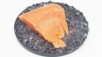 Frozen Smoked Salmon Slices