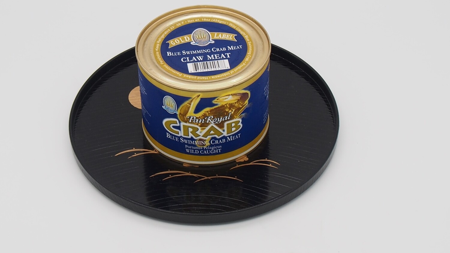 Pan Royal Pasteurized Crabmeat Claw