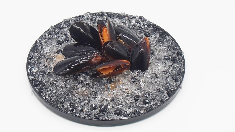 Frozen Whole Shell Black Mussel