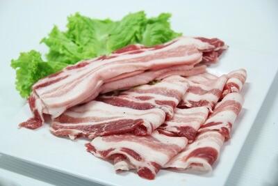 Pork Belly Shabu Shabu