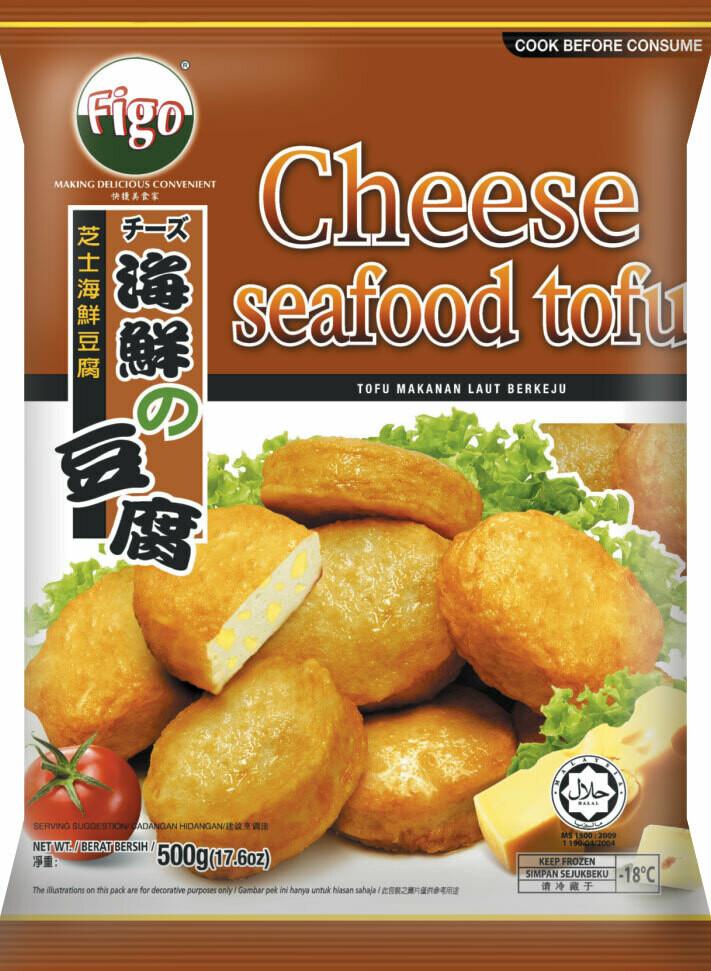 Cheese Seafood Toufu